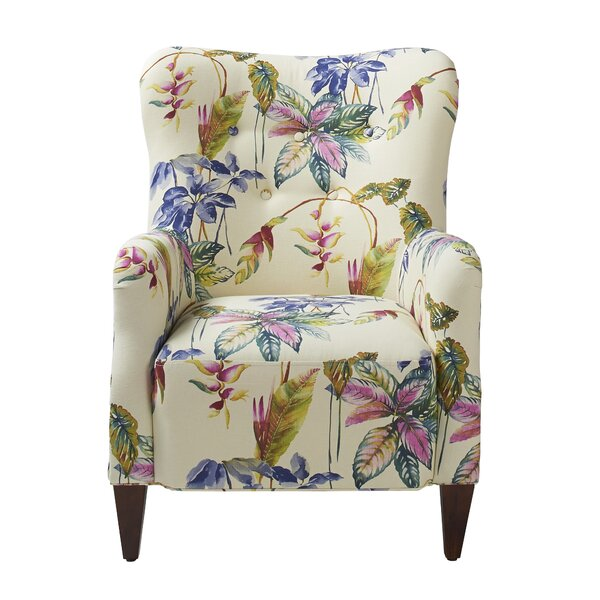 Bridgewater Armchair by Bay Isle Home