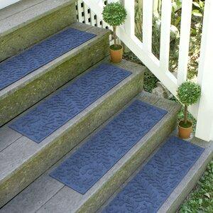 Navy Stair Tread (Set of 4)
