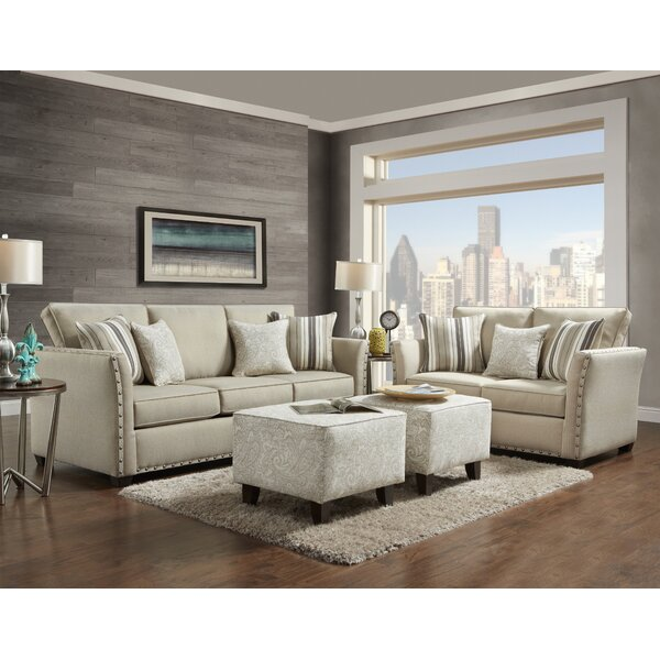 Ahoghill Configurable Living Room Set by Alcott Hill