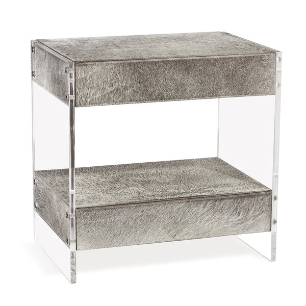 Aiden 2 Drawer Nightstand By Interlude