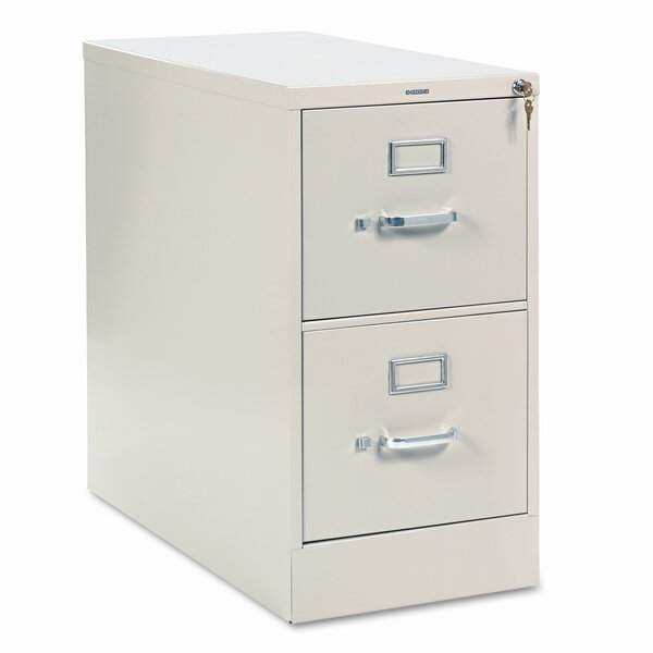 210 Series 2-Drawer Letter  File by HON