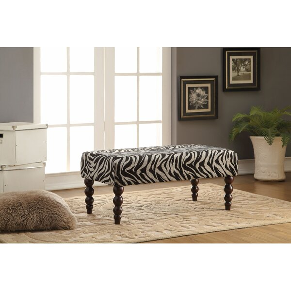 Scharf Bench by World Menagerie