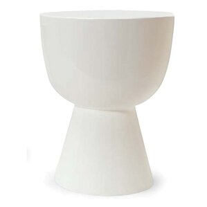 Drum End Table by JANUS et Cie