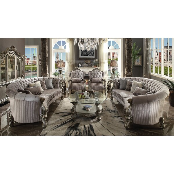 Bermuda Curved Living Room Collection by Astoria Grand
