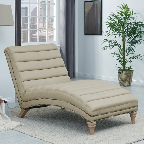 Rugeley Chaise Lounge By Gracie Oaks