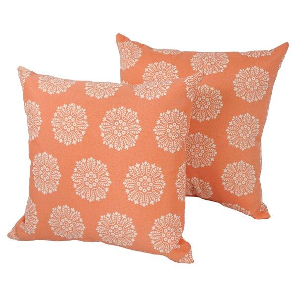 Designer Outdoor Throw Pillow (Set of 2) by Blazing Needles  @ $40.99