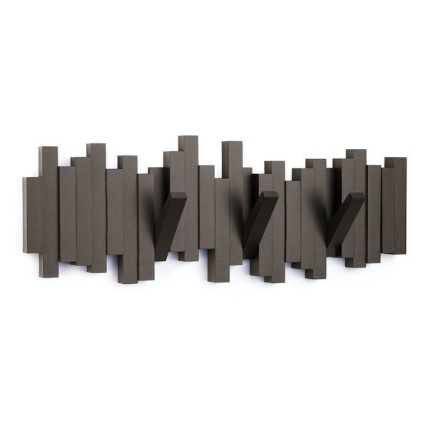 Sticks Wall Mounted Coat Rack By Umbra.