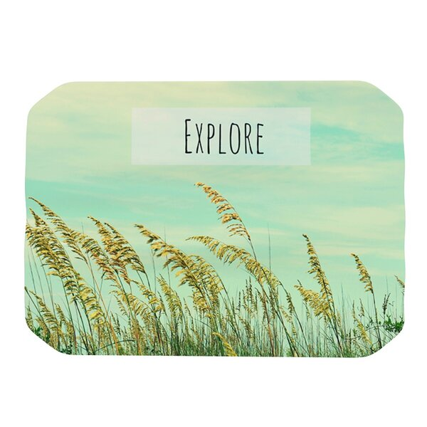 Explore Placemat by KESS InHouse