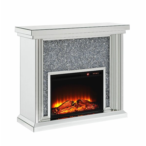 Choi Electric Fireplace By Everly Quinn