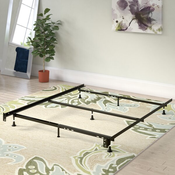 Dade Metal Bed Frame by Symple Stuff