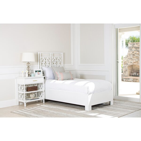 Palm Springs Standard Bed by David Francis Furniture