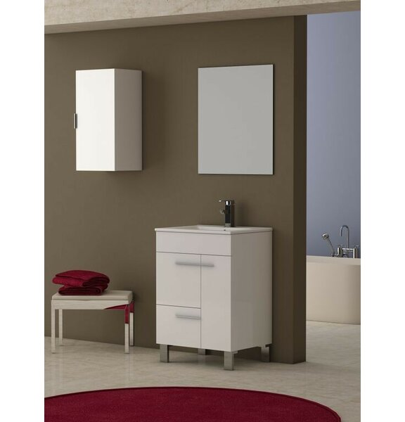 Estella 24 Single Bathroom Vanity Set by Orren Ellis