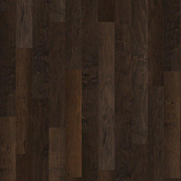 Aurora 5 Engineered Maple Hardwood Flooring in Arlington by Shaw Floors