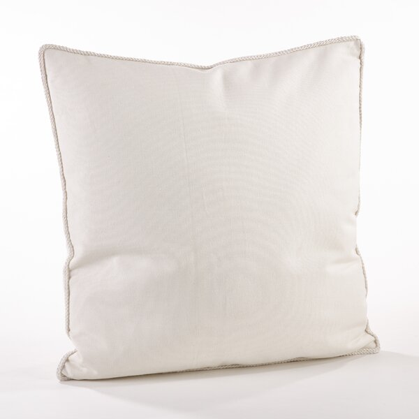 Madalena Cotton Throw Pillow by Saro