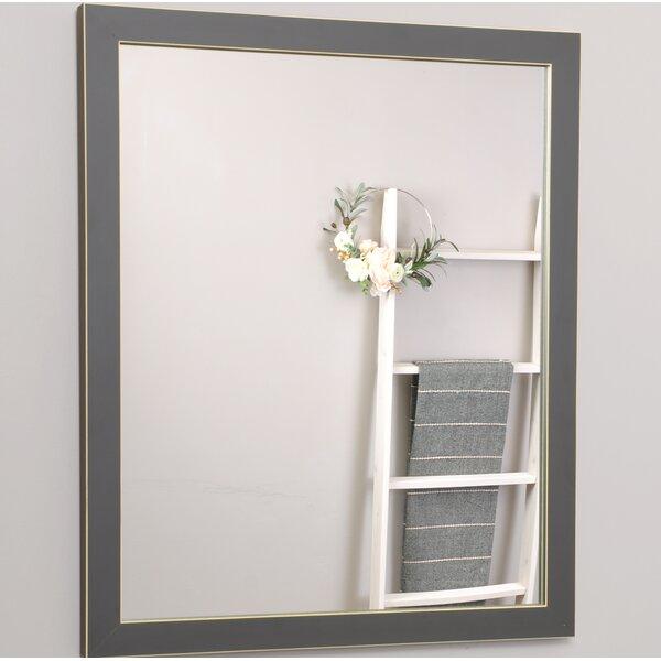 Nazmiye Minimal Modern & Contemporary Vanity Mirror