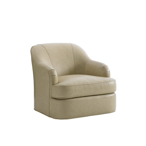 Laurel Canyon Swivel Armchair by Lexington