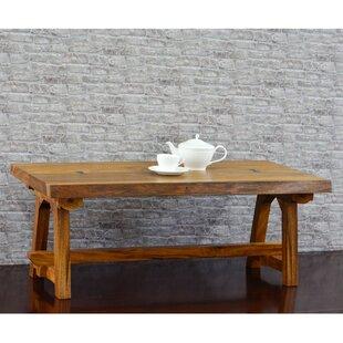 Ori Live Edge Foldable Coffee Table