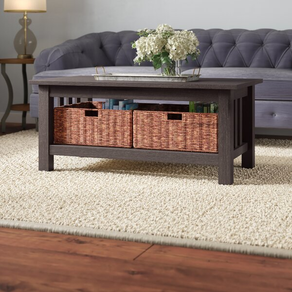 Denning Coffee Table by Andover Mills Andover Mills