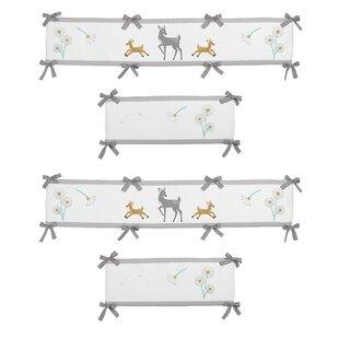 Reviews Forest Deer Crib Bumper BySweet Jojo Designs