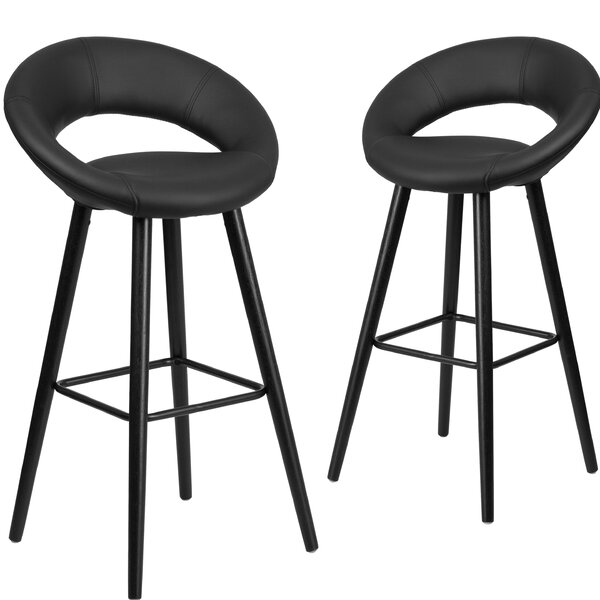 Dilworth 29 Bar stool (Set of 2) by Latitude Run