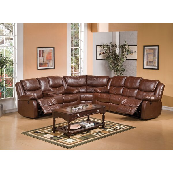 Stijn Power Reclining  Motion 3 Piece Living Room by Darby Home Co