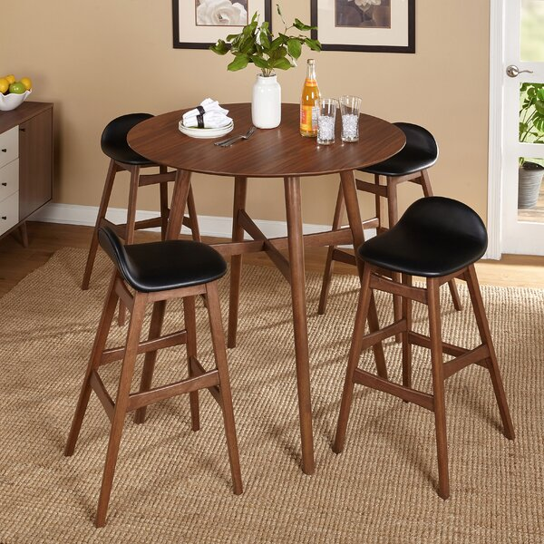 5 Piece Pub Table Set by Langley Street