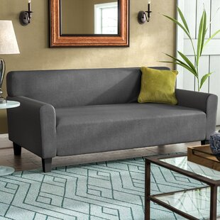 Box Cushion Sofa Slipcover Red Barrel Studio