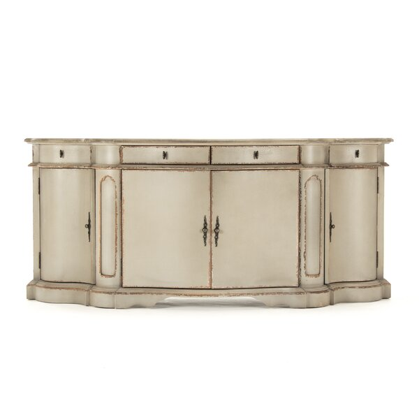 Courbe 4 Drawer and 3 Door Chest by Zentique