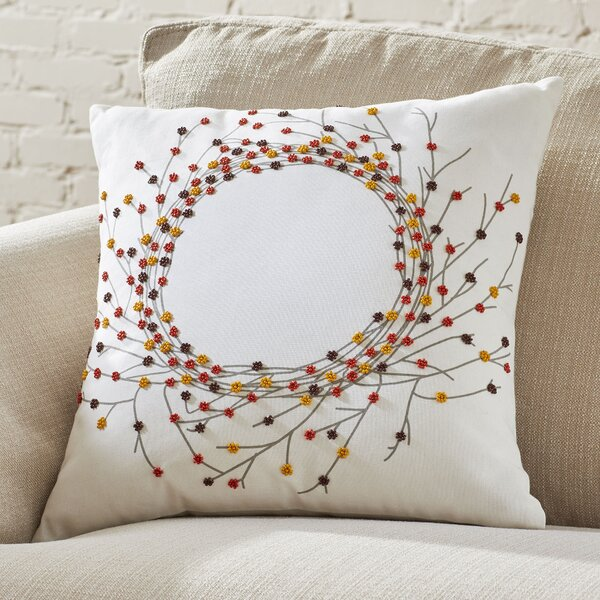 Andrews Beaded Pillow Cover by Birch Lane™