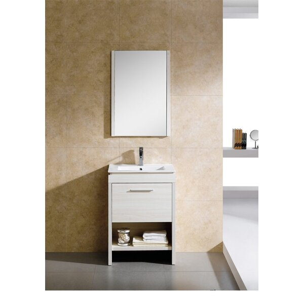 Kaleb 24 Single Bathroom Vanity Set by Orren EllisKaleb 24 Single Bathroom Vanity Set by Orren Ellis