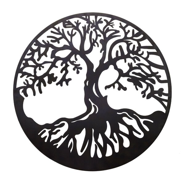 BayAccents Tree Of Life Metal Wall Décor U0026 Reviews | Wayfair