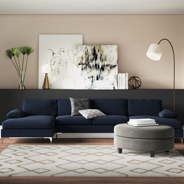 Looking for Marshburn Sectional By Mercury Row Bargain