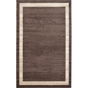 Christi Brown/Beige Color Bord...