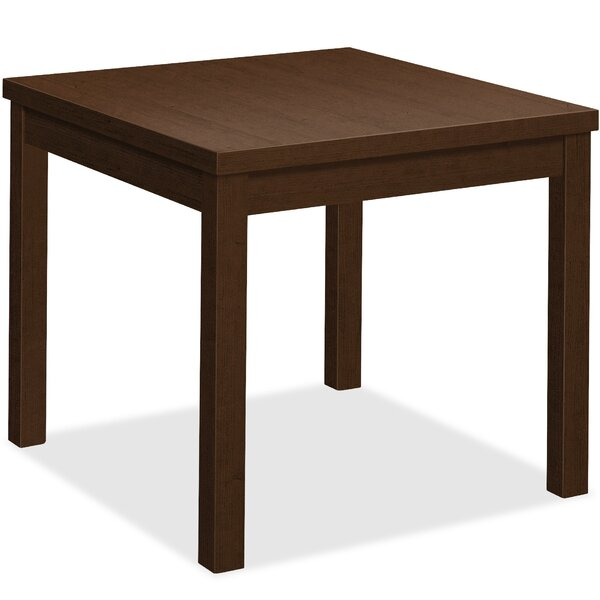Mocha Laminate End Table by HON HON