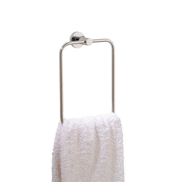 Porto Wall Mounted Towel Ring by Valsan