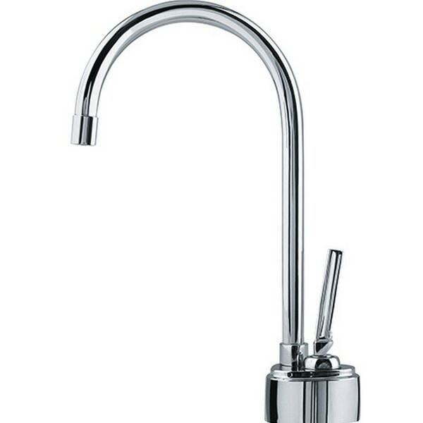 Hot Water Dispenser with Filter and Swivel Spout by Franke