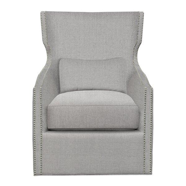 Corbin Swivel Wingback Chair