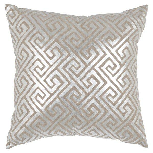 Jayden Linen Throw Pillow (Set of 2) by Safavieh