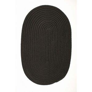 Mcintyre Black Indoor/Outdoor Area Rug