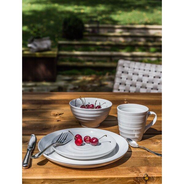 Weyand 16 Piece Dinnerware Set, Service for 4 by Winston Porter