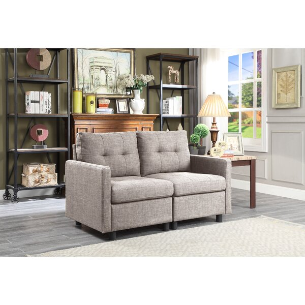 Yvaine Modular Sofa By Brayden Studio