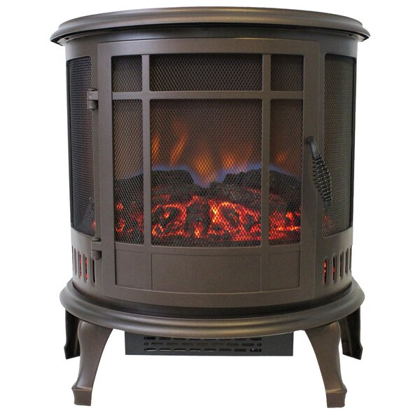 Comfort Glow Claremont 1,000 sq. ft. Vent Free Electric Stove by All-Pro