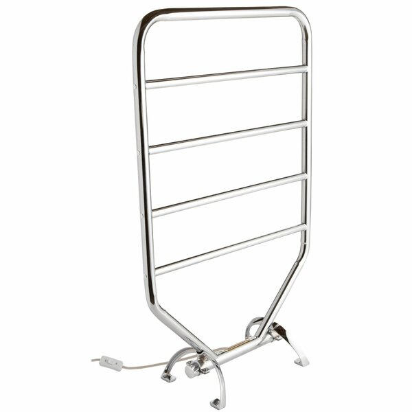 Warmrails Traditional Wall Mounted/Free Standing Towel Warmer Rack by Jerdon