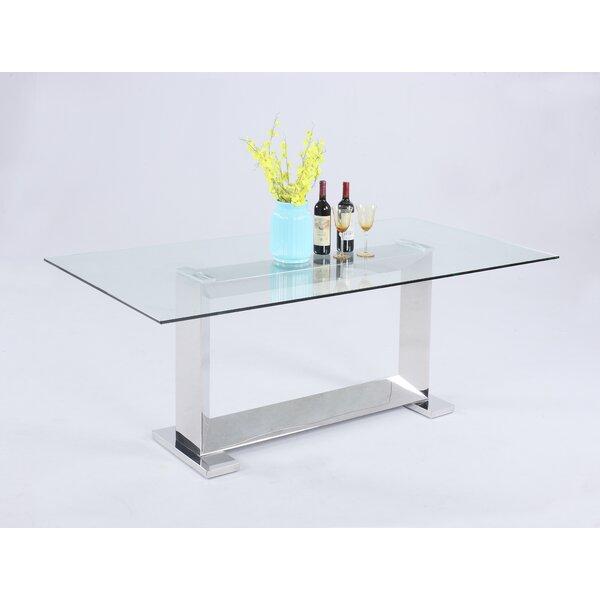 Keyla Dining Table by Orren Ellis