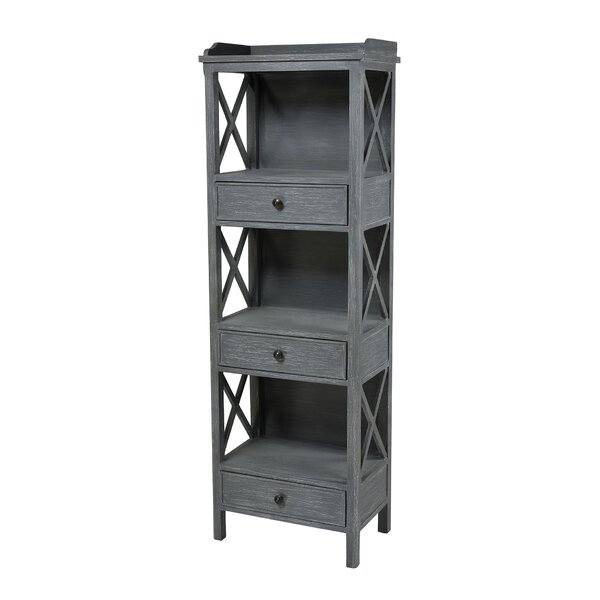 Haverhill Standard Bookcase by Ophelia & Co.