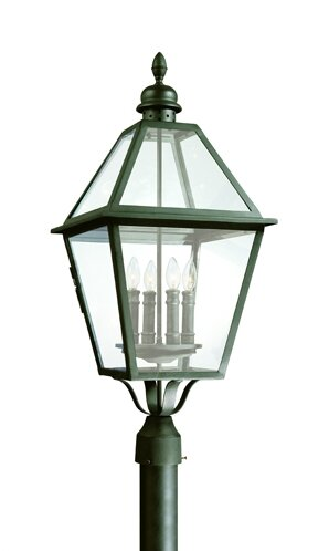 Theodore 4-Light Incandescent Metal Lantern Head by Darby Home Co
