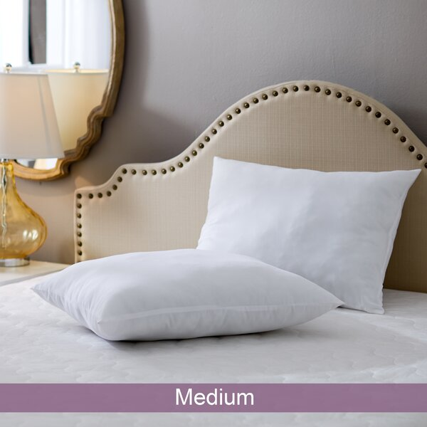 Wayfair Basics Medium Pillow (Set of 2) by Wayfair Basics™