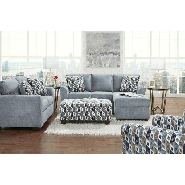 Hinkley Configurable Living Room Set by Winston Porter