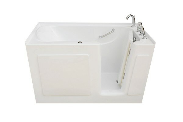 47 x 30 x 38 Walk In Whirlpool by Signature Bath