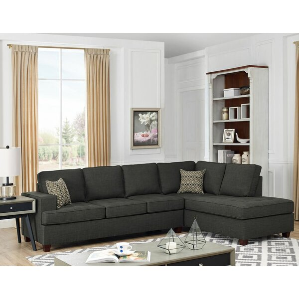 Watauga Sleeper Sectional by Ivy Bronx